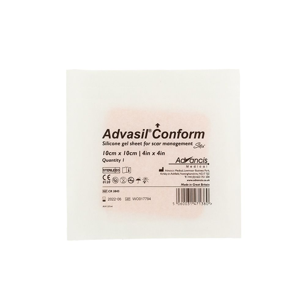 Advasil Conform 10cm x 10cm