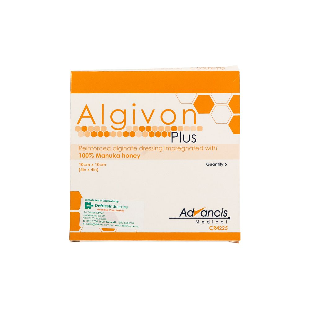 Algivon Plus 10cm x 10cm