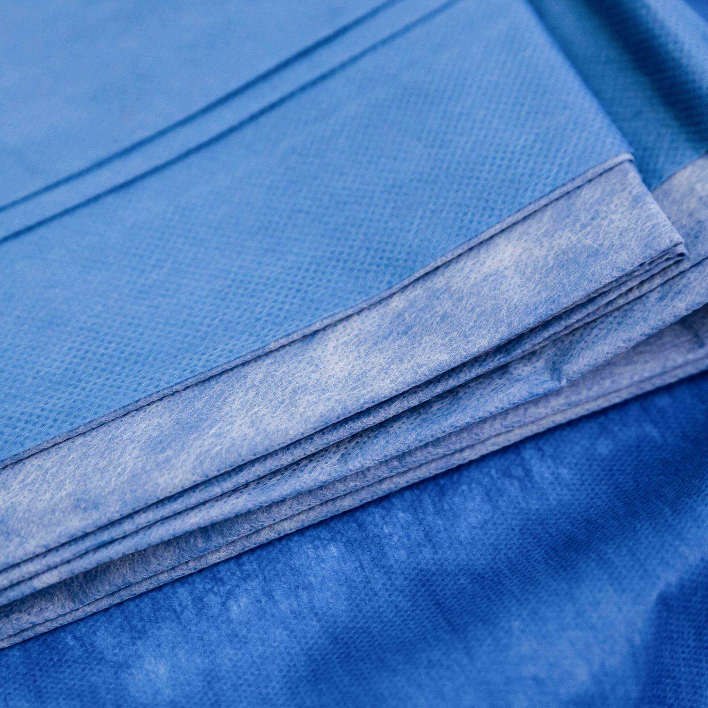Aqua Drape Material