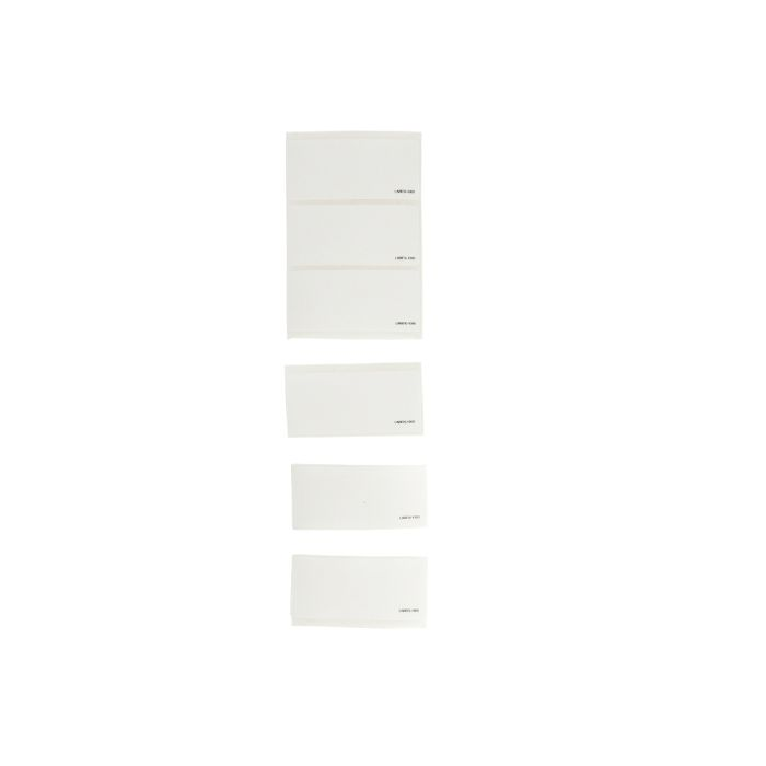 Blank Paper Sterile Labels