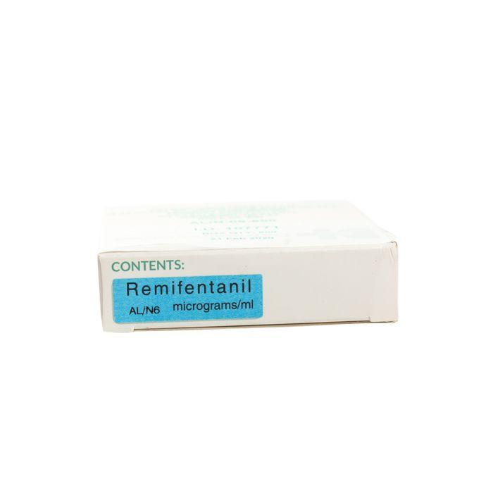 AL/N6 Drug Label Remifentanil