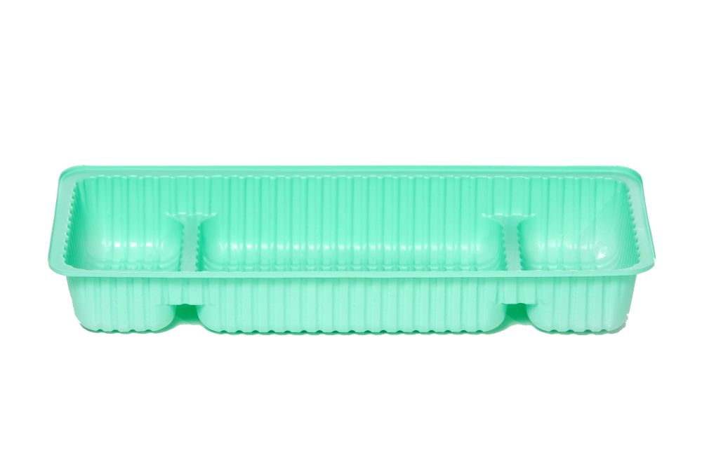 DEF321 Dressing Tray with 3 compartments