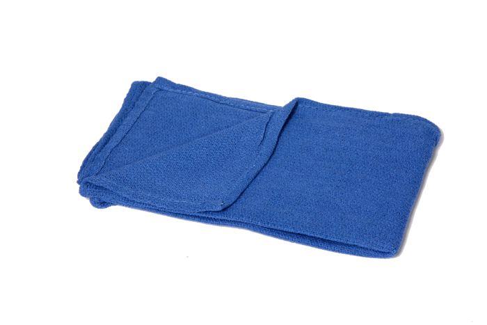 DEF1300 Huck Towel Blue 40cm x 68cm