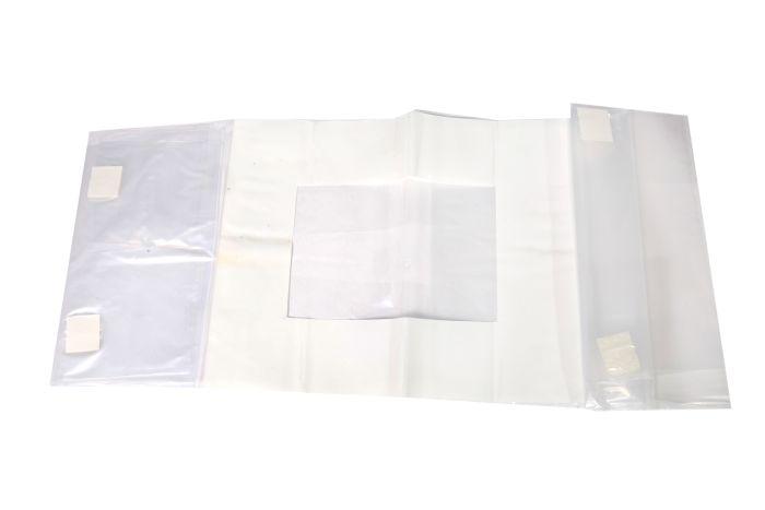 DEF1481 Epidural Regional Drape 76cm x 106cm adhesive