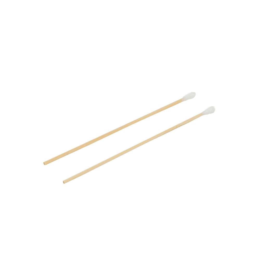 Swab Sticks 15cm Wooden Shaft